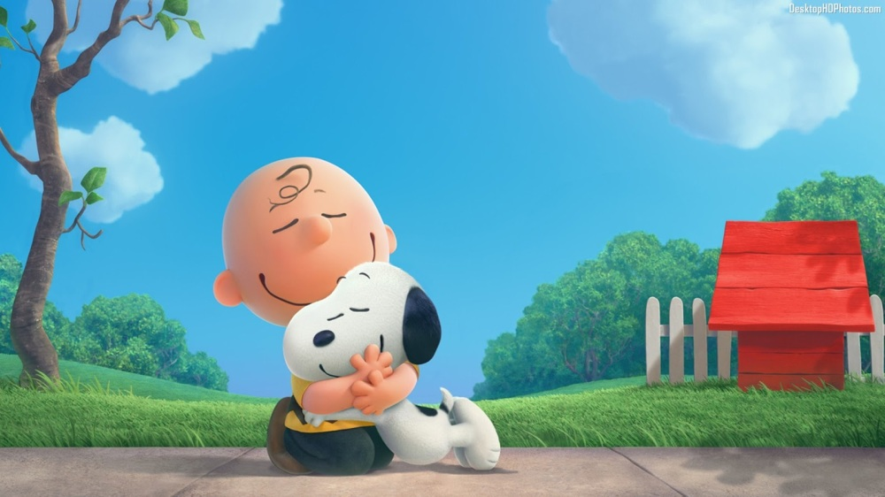 Snoopy e Charlie Brown o filme